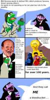 Sesame Street vs Romney