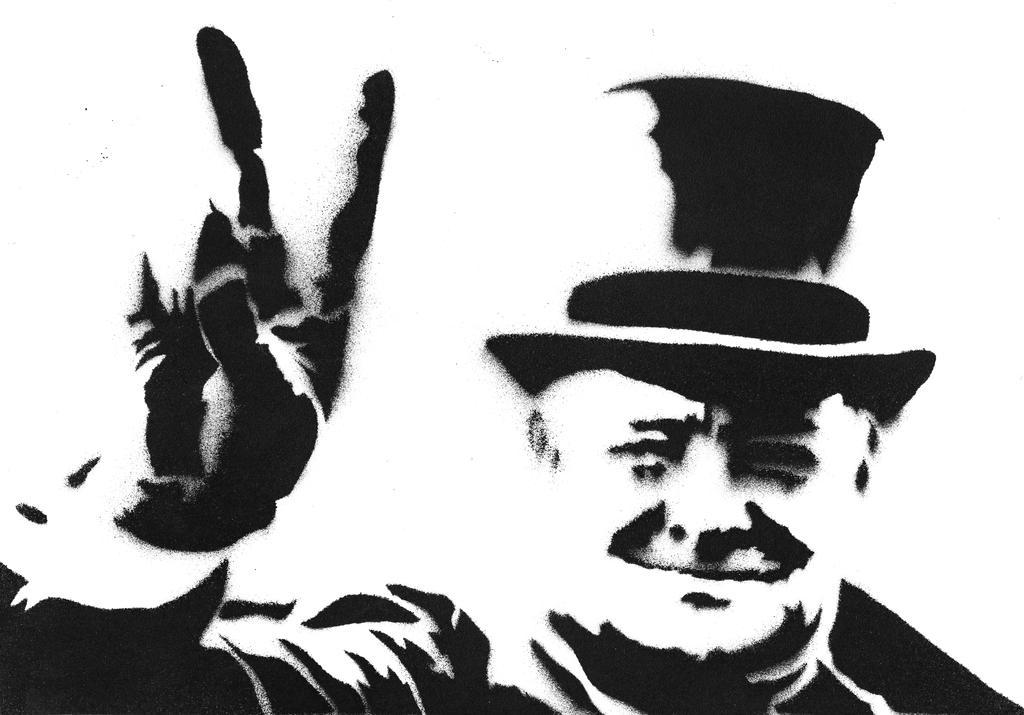 Churchill Victory by Ali-Radicali
