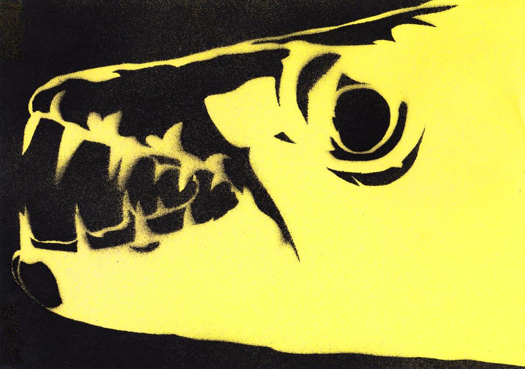 Hydrocynus Goliath yellow by Ali-Radicali