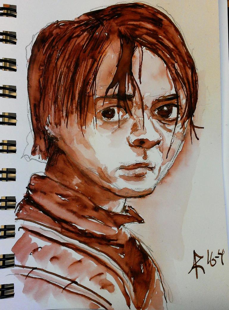 Arya Stark by Ali-Radicali