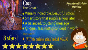 Coco Review - PhantomStrider