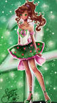Sailor Jupiter by MoonlightArt13
