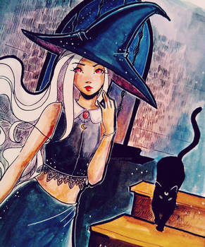 Witch,please