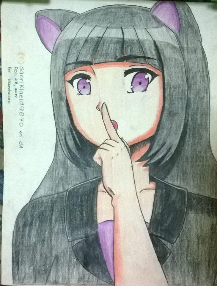 [Gift] Minane~ by SaoriKlaeid9870