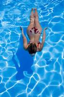 Underwater Girl by Spanishalex