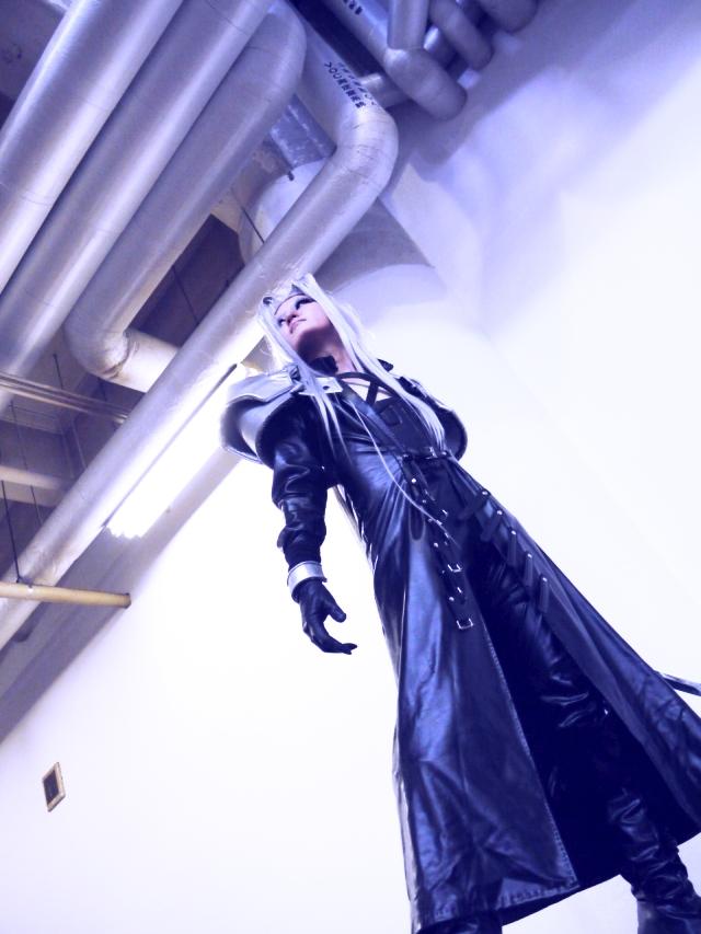 Sephiroth by mizunoji