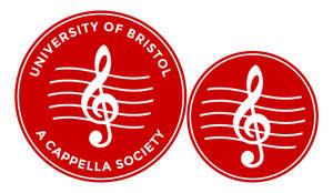 UoB A Cappella logo design development