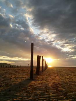 Weston post sunset