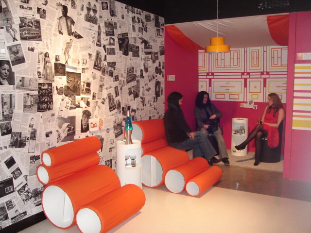60s Room By CARLY CREATIVE On DeviantArt