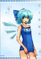 Ice Fairy by kata-009