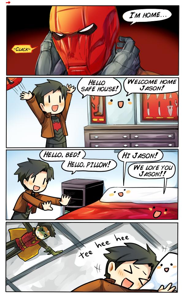 Jason's Safe House by kata-009