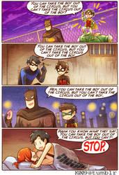 Dick Grayson by kata-009