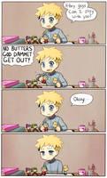 It's Butters