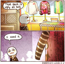 That Shirt by kata-009