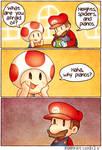 Mario - Haha Why