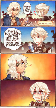 FE - Milk