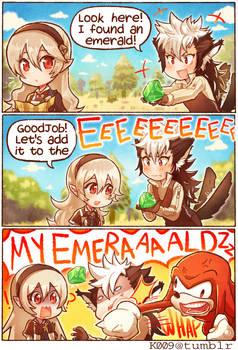 FE - Emeralds