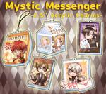 Mystic Messenger Charms