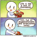 Chocolates by kata-009