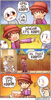 Awkward Encounter by kata-009