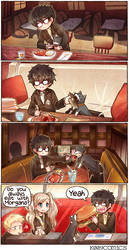 P5 - Food Times by kata-009