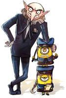 Persona 5: The Movie by kata-009
