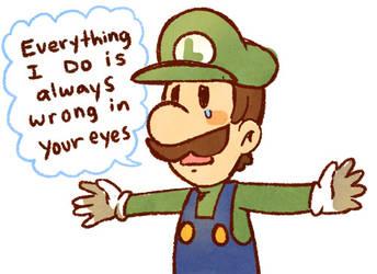 Luigi by kata-009