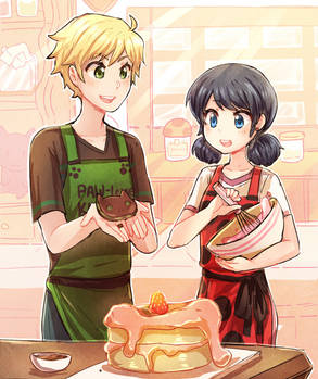 Miraculous Bake Off