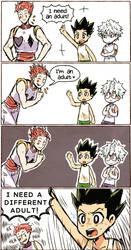 HxH - help by kata-009
