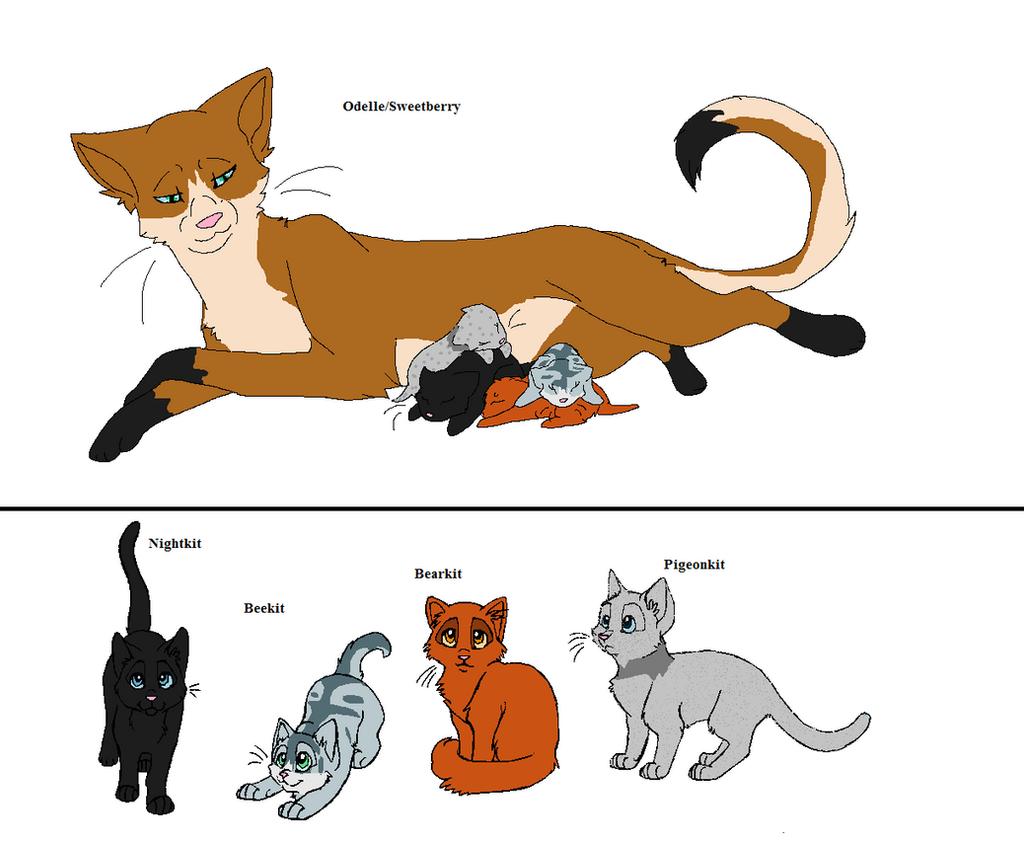 Warrior Cats Mapleleaf