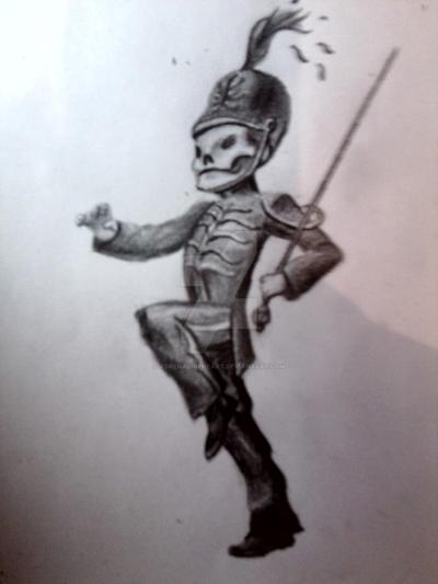 The Black Parade Skeleton