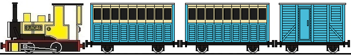 Thomas And Friends Narrow Gauge Coaches