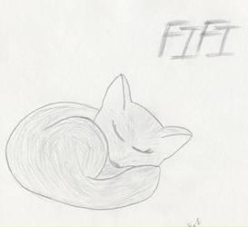 Fifi sleepy by Big-E