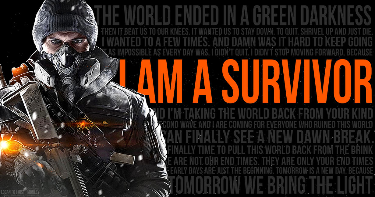 I Am A Survivor 1 Remastered by Mourkaii