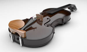 Violin by iamjero