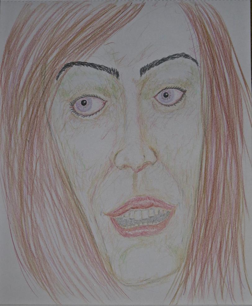 face (just seena) by bonewheat