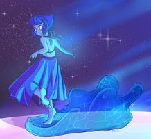 Lapis Lazuli by HeroOfBrokenWings