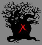 Hexxus Tree by Cosmicmoonshine