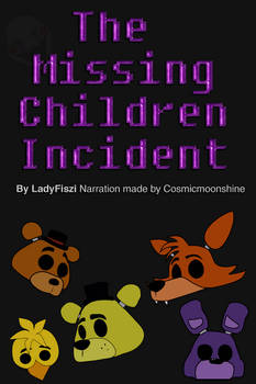 The Missing Children Incident Audiobook Cover
