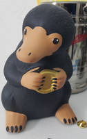 Niffler piggy bank
