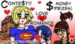 Romance ART CONTEST Promo: Contest CLOSED! by 00gojiramon