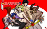 CKarrus Cover 1 (Updated!) Over 22,000 views!! by 00gojiramon