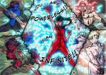 Infinite - Art Trade by 00gojiramon