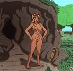 Archer's Cave by 00gojiramon