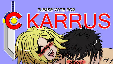 Vote for CKarrus: Zac x Juline by 00gojiramon