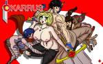 CKarrus Cover 1 Uncensored by 00gojiramon