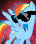 Rainbow Dash: 20 Percent Cooler!
