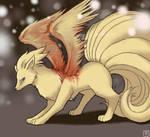 winged ninetales