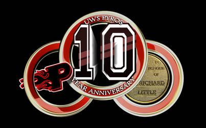 Pyros 10 Year Anniversary