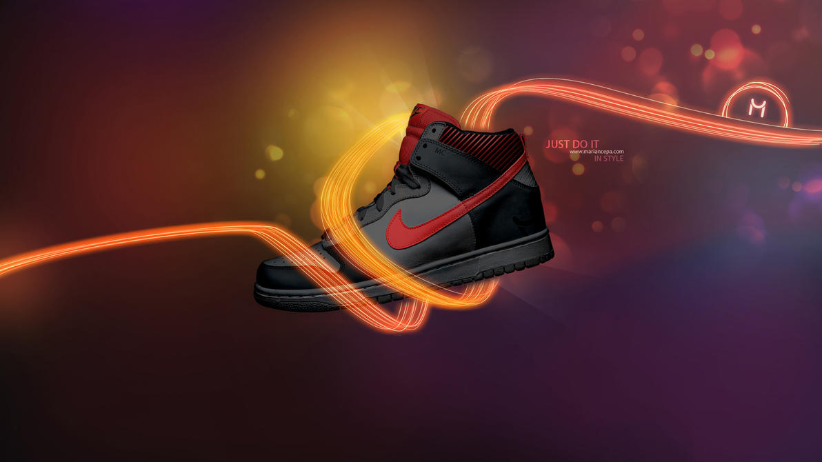 The MC Nike - Wallpaper by eMCepa
